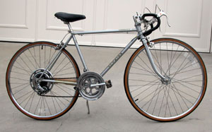 Bike 10 Speed Schwinn Varsity lightweight speeds