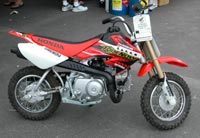 stock mini moto pit bike